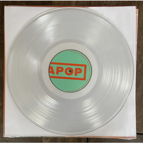 The Armed - Ultrapop (Limited Edition - Clear Vinyl) [NEW]