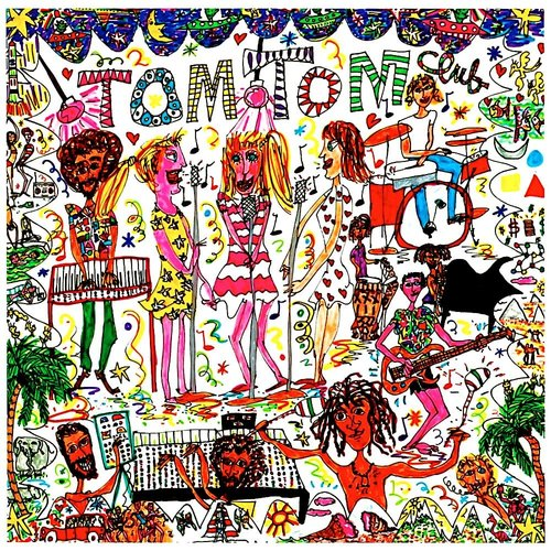 Tom Tom Club - Tom Tom Club (Limited Edition - Tropical Yellow & Red Vinyl) [NEUF]