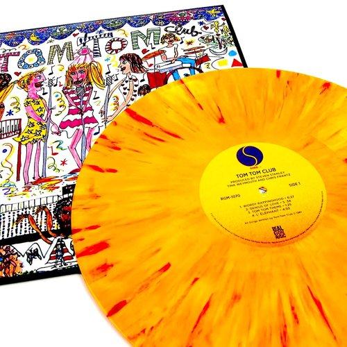 Tom Tom Club - Tom Tom Club (Limited Edition - Tropical Yellow & Red Vinyl)[NEW]