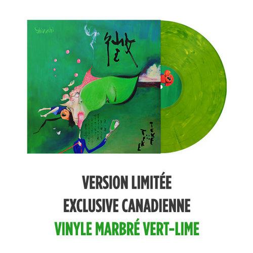 TEKE::TEKE - Shirushi (Exclusive Canadian Edition - Marble Green Lime Vinyl)[NEW]