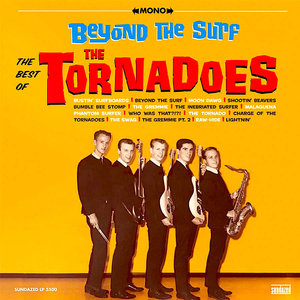 The Tornadoes - Beyond The Surf (Limited Mono Edition - Blue Vinyl)[NEW]