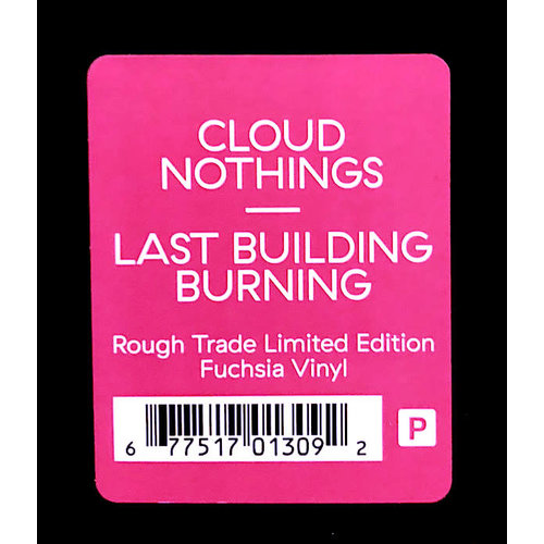 Cloud Nothings - Last Building Burning (Limited Edition - Fuchsia Vinyl)[NEW]