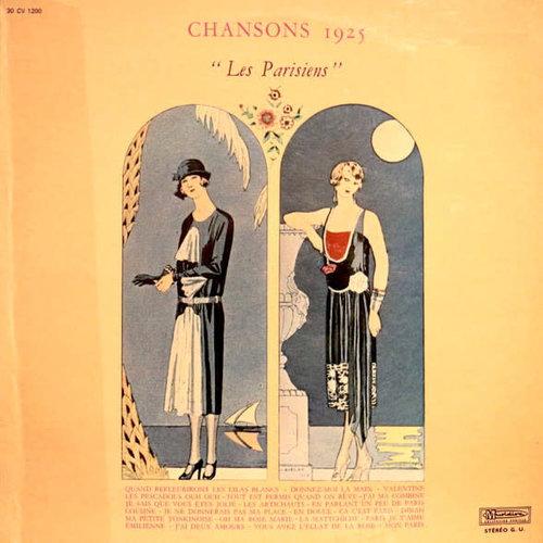 Les Parisiens - Chansons 1925 [USED]