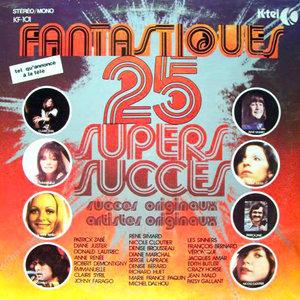 Various - Fantastiques 25 Supers Succès [USED]