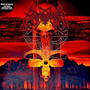 Enthroned - The Apocalypse Manifesto (Limited Edition - Red Vinyl)[USAGÉ]