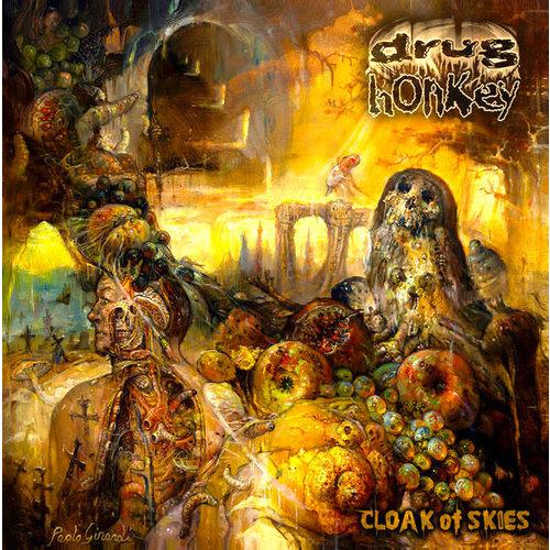 Drug Honkey - Cloak of Skies (Limited Edition)[USAGÉ]