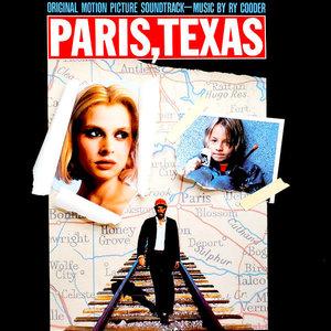 Ry Cooder - Paris, Texas (Original Motion Picture Soundtrack) [USAGÉ]