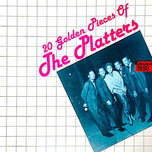 The Platters - 20 Golden Pieces Of The Platters [USED]