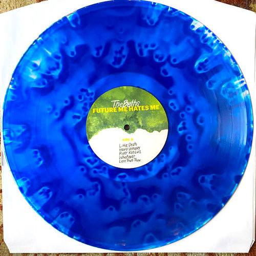 The Beths - Future Me Hates Me (Limited Edition - Cloudy Blue Vinyl)[NEW]