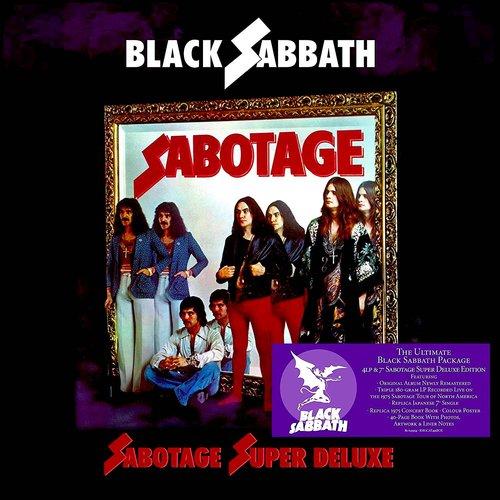 Black Sabbath - Sabotage Super Deluxe (Super Deluxe Boxset Edition)[NEW]