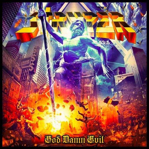 Stryper - God Damn Evil (RSD2021)
