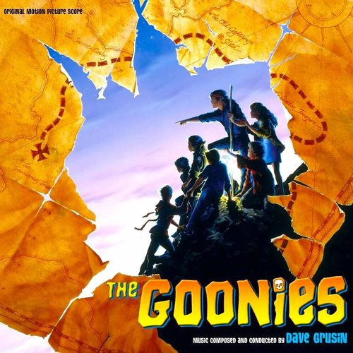 Dave Grusin - The Goonies: Original Motion Picture Score (RSD2021 - Picture Disc)