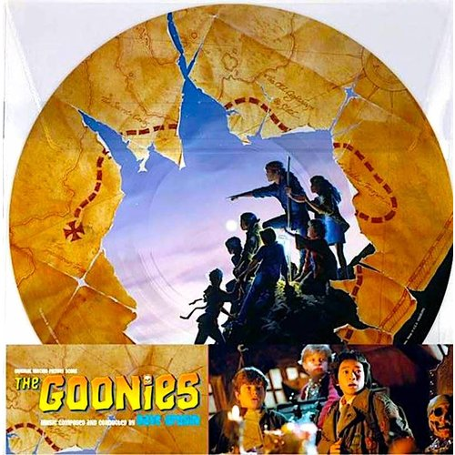 Dave Grusin - The Goonies: Original Motion Picture Score (RSD2021 - Picture Disc)[NEW]