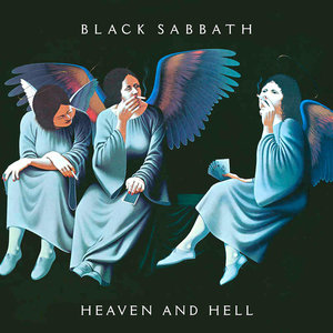 Black Sabbath - Heaven And Hell (RSD2021- Picture Disc)