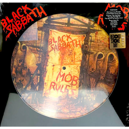 Black Sabbath - Mob Rules (RSD2021)