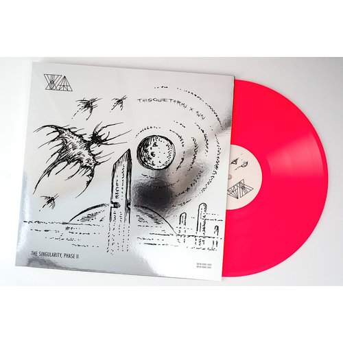 Thisquietarmy x Away - The Singularity, Phase II (Limited Edition - Pink Vinyl)[NEW]