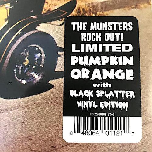 The Munsters - The Munsters (Limited Edition - Pumpkin Orange w/ Black Splatter) [NEUF]