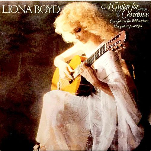 Liona Boyd - A Guitar For Christmas = Une Guitare Pour Noël = Eine Gitarre Für Weihnachten [USED]