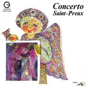 Saint-Preux - Concerto [USED]