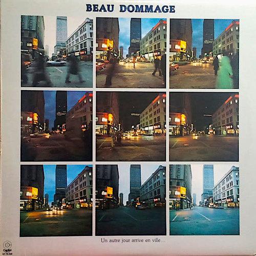 Beau Dommage - Un Autre Jour Arrive En Ville... [USED]