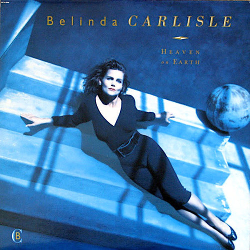 Belinda Carlisle - Heaven On Earth [USED]