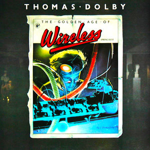 Thomas Dolby - The Golden Age Of Wireless [USED]