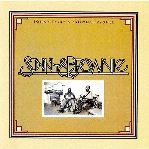 Sonny Terry & Brownie McGhee - Sonny & Brownie [USED]