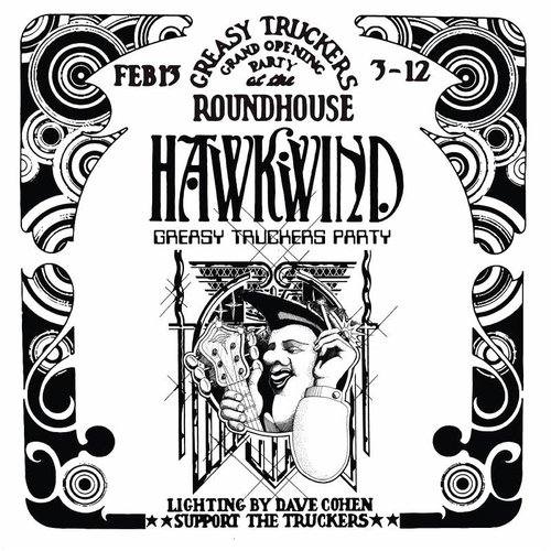 Hawkwind - Greasy Truckers Party (RSD2021 - Limited Edition)