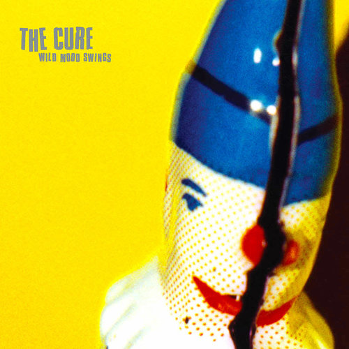 The Cure - Wild Mood Swings (RSD2021 - Limited Edition - 2LP Picture Disc)