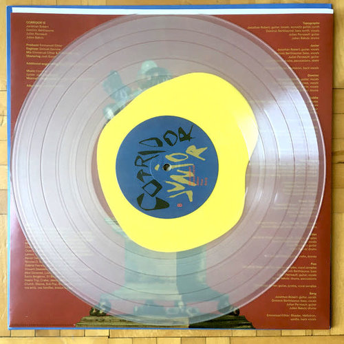 Corridor - Junior (Limited Edition - Sunny Side Up Vinyl)