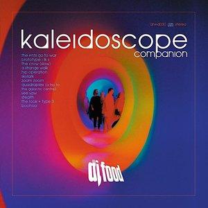 DJ Food - Kaleidoscope + Companion (Deluxe 4LP Edition - 4Splatter Vinyl)