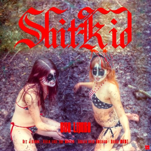 """ShitKid - Duo Limbo / """"Mellan Himmel å Helvete"""" (Limited Edition 500 copies)[NEW]"""