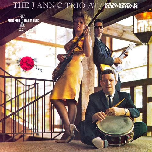 The J Ann C Trio - At Tan-Tar-A (Limited Edition - Gold Vinyl)
