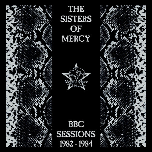 The Sisters Of Mercy - BBC Sessions 1982-1984 (RSD2021 - Limited Edition Grey & Black Vinyl)
