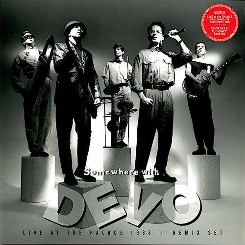 Devo - Somewhere With Devo (RSD2021- Limited Edition) [NEUF]
