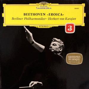 Ludwig van Beethoven / Berliner Philharmoniker • Herbert von Karajan - »Eroica« [USED]