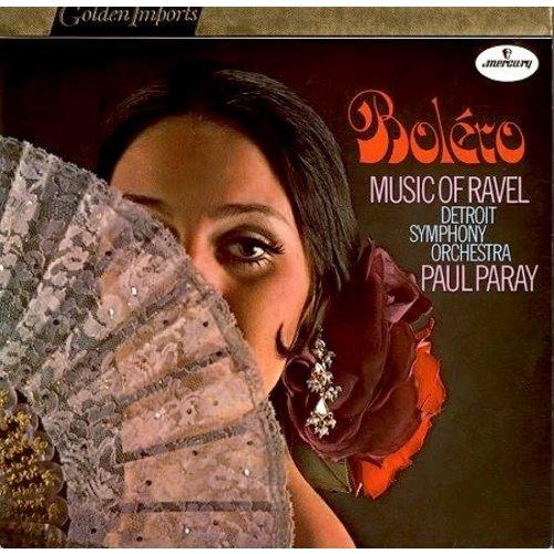 Maurice Ravel - Detroit Symphony Orchestra, Paul Paray - Bolero • Music Of Ravel [USED]