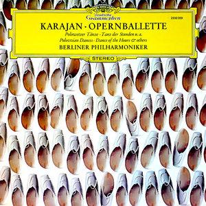 Herbert von Karajan, Berliner Philharmoniker - Opernballette [USED]