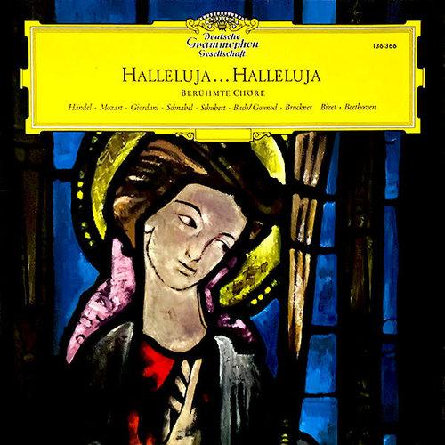 Various - Halleluja... Halleluja (Berühmte Chöre)