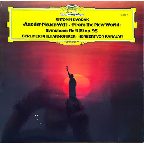 Antonín Dvořák - Berliner Philharmoniker · Herbert von Karajan - »Aus Der Neuen Welt« - »From The New World« - Symphonie Nr.9 (5) Op. 95