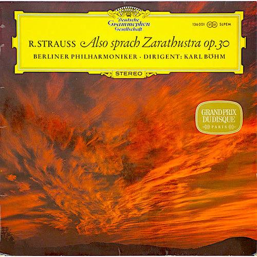 Richard Strauss - Berliner Philharmoniker, Karl Böhm - Also Sprach Zarathustra, Op. 30