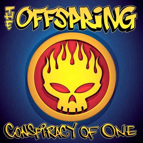 The Offspring - Conspiracy Of One (Limited Edition - Yellow/Red Splatter) [NEUF]