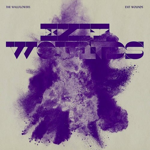 The Wallflowers - Exit Wounds  (Indie Retail Exclusive - Purple Vinyl) [NEW]