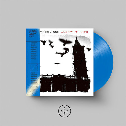 The War On Drugs - Wagonwheel Blues (25th Anniversary Exclusive Edition - Blue Opaque Vinyl) [NEW]
