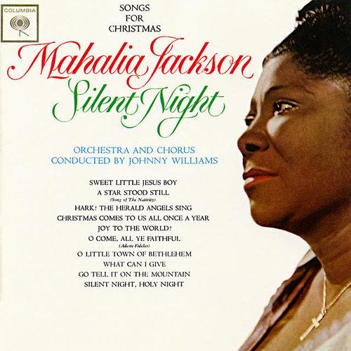 Mahalia Jackson - Silent Night - Songs For Christmas  [USED]