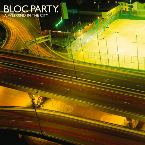 Bloc Party - A Weekend In The City  [USED]