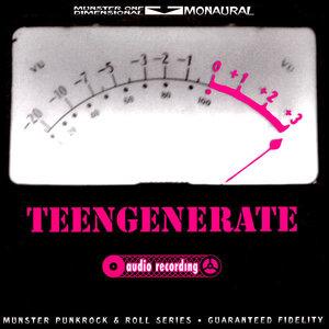 "Teengenerate - Audio Recording (10"") [USED]"