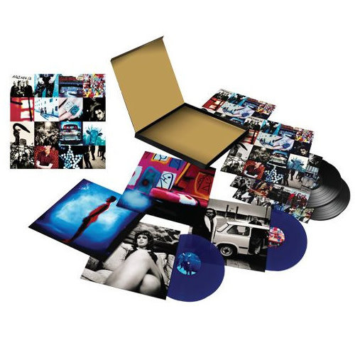 U2 - Achtung Baby (Limited 20th Anniversary Edition Boxset - 4xLP) [USED]