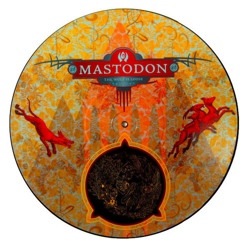 Mastodon - The Wolf Is Loose (Picture Disc) [USED]