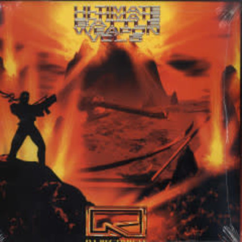 DJ Rectangle - Ultimate Ultimate Battle Weapon Vol. 5  [USED]